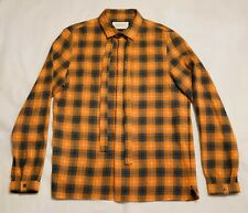 Gucci FW16 Wool Flannel Shirt Size 16/41