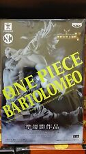 ONE PIECE SCULTURES 5 BARTOLOMEO Vol. 3 BLACK&WHITE FIGURA FIGURE NEW NUEVA