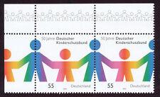 BRD 2003, 50 Jahre Deutscher Kinderschutzbund postfr. Rand-Paar, R!