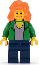 Lego Mary Jane 2 4851 The Origins Spider-Man Minifigure