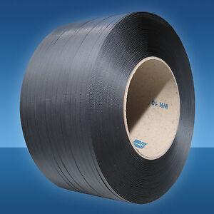 PP-Umreifungsband 16 mm x  0,65 mm x  2000 m, Kern 200 mm, PP Band für Umreifung