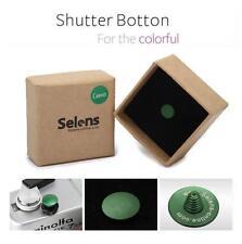 Selens GREEN 9mm CONVEX soft Release Shutter Button