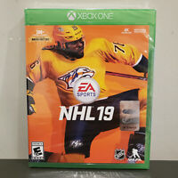 NHL 19 for XBOX ONE EA sports (hockey game) New Sealed BEST PRICE