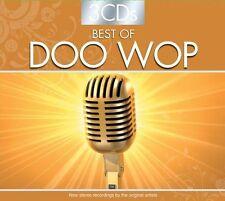 VARIOUS ARTISTS - BEST OF DOO WOP (3 cd Set) - CD ** Brand New **