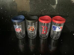 Boston Red Sox, Chicago Bears , NFL,  MLB 16-ounce Tervis Tumbler *You Pick *