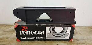 REFLECTA Art 1041 Slide Projector Rotary Carousel Magazine Adaptor Tray