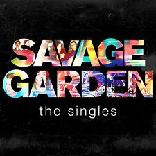 SAVAGE GARDEN (THE SINGLES - GREATEST HITS CD/DVD 2 DISC SET + FREE POST)