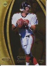 1998 Collector's Edge Masters 50-point Gold #8 Chris Chandler /150