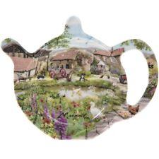 Leonardo Collection Farmyard Melamine Tea Bag Teabag