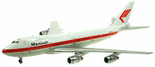 INFLIGHT 200 if7420817a 1/200 MARTINAIR 747-200 ph-mcf con supporto