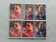1997 Jeff Gordon Pinnacle Pepsi Promo NASCAR Cards Complete Set #1, 2 & 3 + xtra