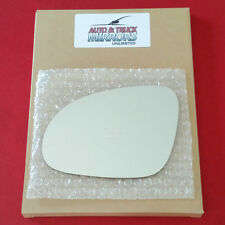NEW Mirror Glass + ADHESIVE JETTA PASSAT RABBITT GTI EOS Driver Side FAST SHIP