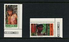 Brazil 1991 #2312-3 native Indian culture 2v. Mnh J210