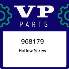968179 Volvo penta Hollow screw 968179, New Genuine OEM Part