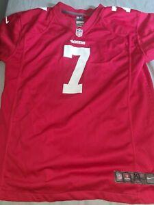 san francisco 49ers jersey, Kaepernick - XL Boys