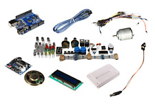 Uno R3 Small Beginner Starter Project Kit for Arduino with LCD and Motors