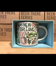 New Starbucks New Orleans 14oz Mug. WITH BOX. Shipped USPS