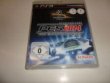 PlayStation 3  PES 2014 - Pro Evolution Soccer - [PlayStation 3]
