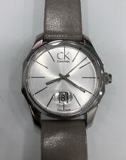 Orologio Uomo CK CALVIN KLEIN BIZ K7741120 - CINTURINO MACCHIATO fondo magazzino