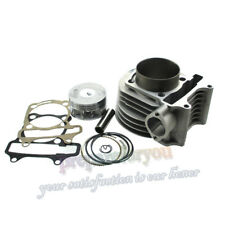 180cc 61mm Big Bore Cylinder Kit For GY6 125cc 150cc 1P52QMI 1P57QMJ Engine ATV