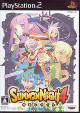 [FROM JAPAN][PS2] Summon Night 4 / Banpresto [Japanese]