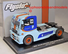 FLY F203110 MAN TR1400 Racing Truck - Gulf - Jean Pierre Blaise - New & Boxed