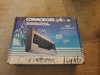 Vintage Commodore 64 Personal Computer Original Box Only No System