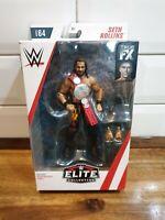 SETH ROLLINS Mattel WWE Elite 64 BRAND NEW