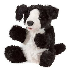 SMALL DOG  Puppet # 3125 ~ NEW for 2018! FREE SHIPPING in USA ~ Folkmanis Puppet