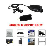 RF 2.4G Wireless Microphone Clip-on Lapel Tie Micro USB Charging Voice Amplifier