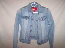 ECKO - ECKORED GIRLS BLUE DENIM JEAN JACKET - Size XS