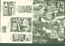 Boss of Boomtown (1944)  Rod Cameron, Tom Tyler, Fuzzy Knight  campaign book