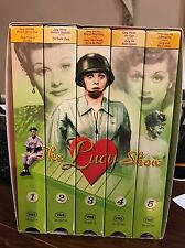 THE LUCY SHOW  VHS 5 TAPE PACK  COLLECTOR SET 10 EPISODES  0766212025
