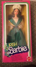 1983 Irish Ireland Barbie Dolls of the World DOTW 7517 NIB NRFB