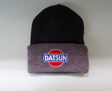 DATSUN Embroidered Knit Beanie Hat Cap OSFA 510 210 NISMO JDM Z Car New