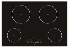 "Empava 30"" Induction Cooktop 4 Booster Burners Vitro Ceramic Glass EMPV-IDC30"