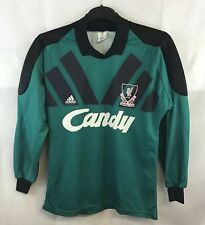 Liverpool GK Football Shirt 1991/92 Adults Medium Adidas B775