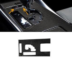 Carbon Fiber Interior Gear Shift Panel Trim Fit For LEXUS IS250 300 350 2006-12