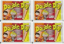 Bulk Lot 18 x Double Dip Orange & Cherry 19g Kids Dips Candy Sugar Swizzle Stick