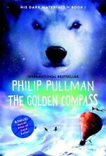 The Golden Compass His Dark Materials by Philip Pullman paperback book FREE SHIP