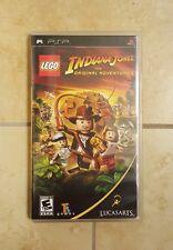 LEGO Indiana Jones: The Original Adventures  PSP Game
