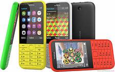Nokia 220 Dual SIM 2.4'' Mini Body Elder GSM Phone Mobile Phone English Only