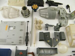 STAR WARS VINTAGE & MODERN SPARE PARTS FOR VEHICLES & PLAYSETS SEE PHOTOS