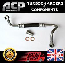 Turbocompresor Tubería De Alimentación De Aceite Para BMW 120d, 320d, 520d, X3 - 177 Cv. desde 2007.