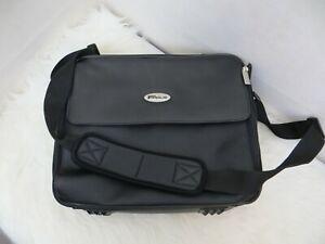 Targus Classic Slim Laptop Bag for 15 Inch Computer Game System Work Bag black