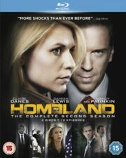 Homeland Staffel 2 Neu Blu-Ray (5667407000)