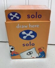 Cadoo Game by Cranium Replacement Parts Pieces SET OF SOLO CARDS For Kids