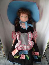 Lenci Puppe Doll Fedora 1929 Replica Felt 1981 (Limited 430 from 999) 70 cm Box