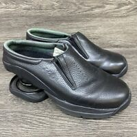 Z-coil Shoes Black Slip On Pain Relief Womens Size 8