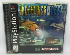 Treasures of the Deep (PS1) Fast Free Shipping Day Of Purchase